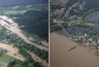 Przykładowe zdjęcia (z informacją GeoTag) powodzi wykonane w dniu 23.05.2010r.