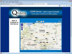 open layer client